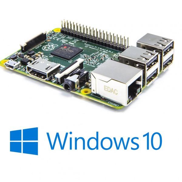 Windows 10 IoT Core for RaspberryPi2
